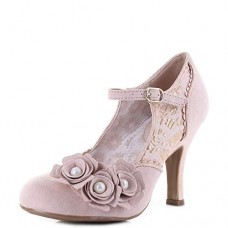 Ruby Shoo Antonia (Rose Gold)