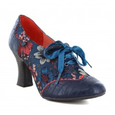 Ruby Shoo ladies lace up court shoe Daisy Cyen