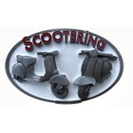 Tanside LMT Belt Buckle Scootering