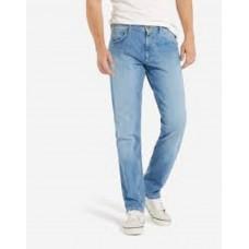 Wrangler Greensborough Men's Straight Cut Stone Wash Jeans Ski HI