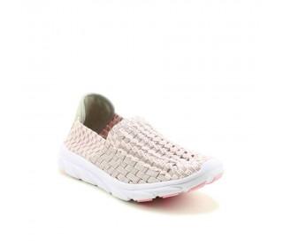 Heavenly Feet  Ladies Comfort Shoe Sweet Pea Pink