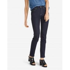 Wrangler Ladies Body Bespoke Skinny Jeans Mid Blue Rinse Wash