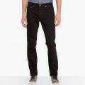 Levi's 511 Slim Fit Nightshine Black Denim Jeans